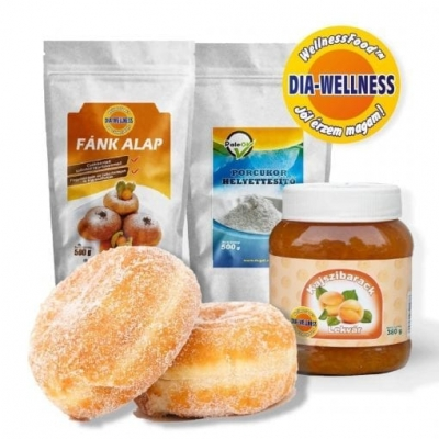 Dia-Wellness Donuts pack 3 in 1!